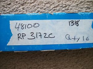 1961-71 MERCURY PUSHROD TRW USA MADE 58-76 VARIOUS QTY 1