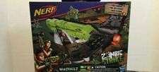 Nerf Zombie Strike Wrathbolt Crossbow Gun & 2 Arrows NEW NIB