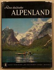 Das deutsche Alpenland-Emil Merket and Harald Busch 1951 German