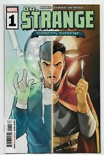 Dr. Strange #1 Surgeon Supreme Marvel 2019 Secret Hands Switched Green Variant