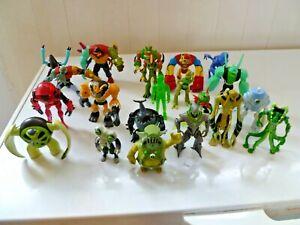 Ben 10 Figures - Huge Choice - discounts for  extra figures Ultimate Alien Echo