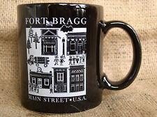 Fort Bragg, Main Street USA Coffee Cup Mug
