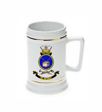 HMAS TATTOO ROYAL AUSTRALIAN NAVY BEER STEIN (IMAGE FUZZY TO STOP WEB THEFT)