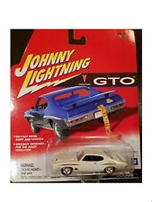 """1971 Pontiac GTO """"The Judge"""" collector car in orig pkg--mint brand new '71"""