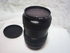 PENTAX-A 28-80mm F/3.5-4.5 MANUAL FOCUS PKA MACRO ZOOM LENS + filter Hoya