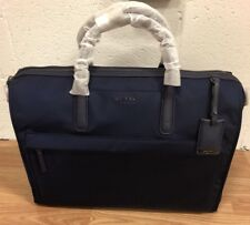 *NEW* Tumi Blue Voyaguer Dara Carry-All Luggage Travel Bag #484706
