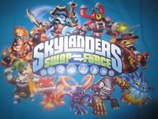 Official Skylanders Swap Force 100% Cotton T Shirt Kids ages 5 to 6 years