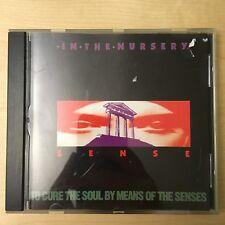 IN THE NURSERY Sense CD (1991, Third Mind)