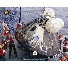 Apollo 13 'Flown Odyssey Command Module Heatshield Fragment' J. Lovell F. Haise