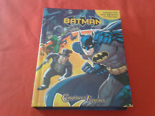 BATMAN NURSERY RHYMES AND FIGURINES BOOK + FIGURINES SERVICES DC COMICS