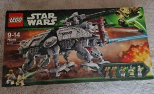 LEGO 75019 Star Wars AT-TE Set new sealed