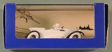 Tintin Herge voiture 50 Mercedes Torpedo Pays des Soviets atlas 1/43