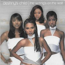 The Writing's on the Wall by Destiny's Child CD 1999 Columbia
