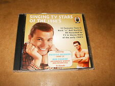 CD (RRR 1018) - various artists - SINGING TV STARS OF THE 1960's