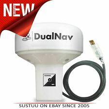 Digital Yacht GPS150USB DualNav GPS/GLONASS Sensor│Self-Powered via 5m USB Cable