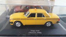 Volga 3110 Moscow 1998 TAXI 1:43 IXO Altaya