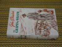 THE GRAPES OF WRATH by John Steinbeck - 15th HCDJ  -  Viking  - 1962