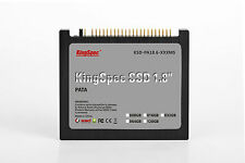 "Kingspec SSD 1.8"" PATA/IDE 128GB for IBM ThinkPad X40 X41 X41T laptop games box"