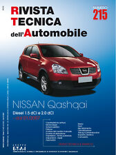 Manuale tecnico per la riparazione e la manutenzione dell'auto - Nissan Qashqai