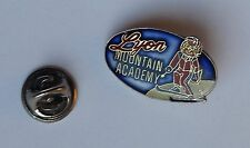Lyon Mountain Academy Lapel Souvenir Pin
