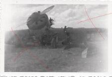 WW2 Germany Militaria Photo Foto Air Force Flugzeug Flieger Russia Russland