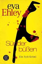 Sünder büßen / Sylt Bd.6 von Eva Ehley (2016, Taschenbuch), UNGELESEN