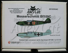 Alley Cat AC32004C - Messerschmitt Bf 109C für Eduard Me 109 1:32 Conversion Set