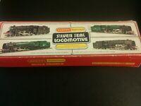 Hornby Railways  Silver Seal Locomotive Oliver Cromwell empty box.
