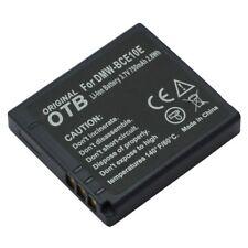 Akku kompatibel zu Panasonic DMW-BCE10E/CGA-S008 / Ricoh DB-70 Li-Ion 8000573