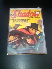 The Shadow Magazine July 1, 1938 Murder for Sale
