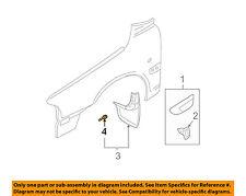 VOLVO OEM 03-16 S80 Fender-Mud Flap Splash Guard Rivet 983349
