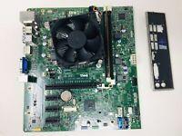 DELL SCHEDA MADRE 490P1 + CPU IINTEL PENTIUM G3250 3.20GHZ + 2GB RAM DDR3