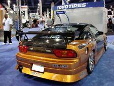 89-94 Fits Nissan 240SX Seibon Carbon Fiber Body Kit-Trunk/Hatch TL8994NS240HB