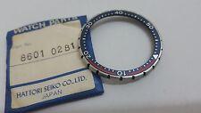 86010281 Genuine Orig'l Rotating Bezel Seiko Sport Case Back Nos.: 7123 -823A /H