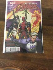 Uncanny Avengers #9 (2016) Marvel Comics - Comic Book