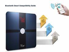 IQ-fit Körperfett Waage - Bodyfat Analyzer mit Bluetooth Anbindung und App