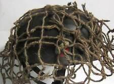 German Helmet Camouflage Net Camo WW2 WWII Paratrooper Whermacht M35 M38 M40 M42