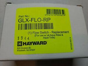OEM Hayward GLX-FLO-RP Flow Switch 15' Replacement brand new