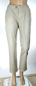 Pantaloni Donna MET Made in Italy C763 Grigio Tg 26 conformata veste grande