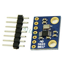 DDS AD9833 Signal Generator Module Programmable Microprocessors Sine Square Wave