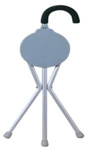 Gehstock mit Sitzfläche (GS84)