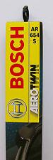Bosch Limpiaparabrisas 3397007570 Delante ar654s 650/340mm Fiat Honda Suzuki etc