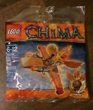 Lego 30264 CHIMA Set - FRAX PHOENIX FLYER Sealed NEW 2014 MISP Polybag Promo HTF