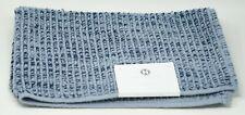 "Hotel Collection Fashion Textured Flat-Weave 22"" x 36"" Cotton Bath Rug - Blue"
