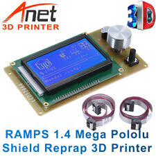LCD Display Screen Control Module RAMPS 1.4 Mega Pololu Shield Reprap 3D Printer