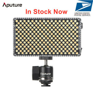 Aputure Amaran AL-F7 Bi-Color 3200-9500K CRI/TLCI 95+ On-Camera Led Video Light