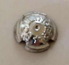 capsule de champagne BOLLINGER n° 11a quart acier TRES RARE !
