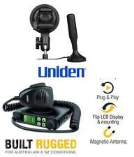 UNIDEN UH5000NB PNP 80 CHANNEL 5W UHF RADIO FOR TRUCKS CARS 4WD PLUG N PLAY 12V