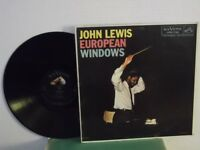 "John Lewis,RCA LPM-1742,""European Windows"",US,LP,mono,black deep groove lbls,M-"