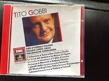 Tito Gobbi: Italian Opera Arias 1948-1963 - 21 Tracks of Glorious Singing!